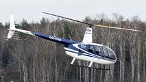 OK-VSE - Heli Czech Robinson R44 Astro / Raven aircraft