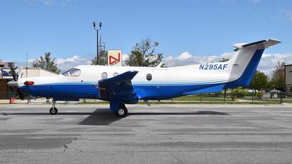 N295AF - Private Pilatus PC-12NG