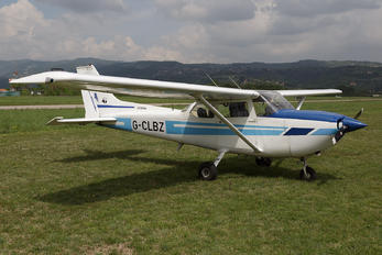 G-CLBZ - Private Cessna 172 Skyhawk (all models except RG)