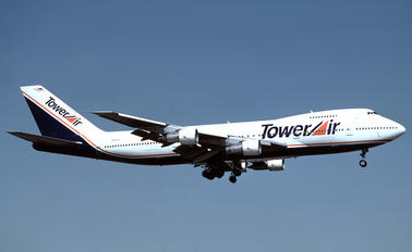 N602FF - Tower Air Boeing 747-200