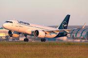 D-AINQ - Lufthansa Airbus A320 NEO aircraft