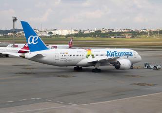 EC-MLT - Air Europa Boeing 787-8 Dreamliner