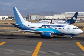 HC-CUH - Aero Regional Boeing 737-500