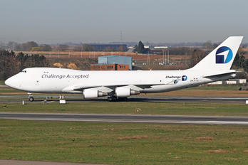 OO-ACF - ACE Belgium Freighters Boeing 747-400F, ERF