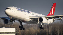 TC-JNL - Turkish Airlines Airbus A330-300 aircraft