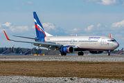 VP-BML - Aeroflot Boeing 737-800 aircraft