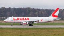 VT-IHB - LaudaMotion Airbus A320 aircraft