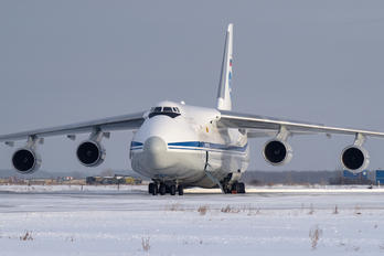 RA-82010 - Russia - Air Force Antonov An-124