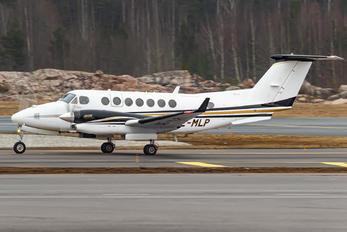 SE-MLP - PA Flyg Beechcraft 300 King Air 350