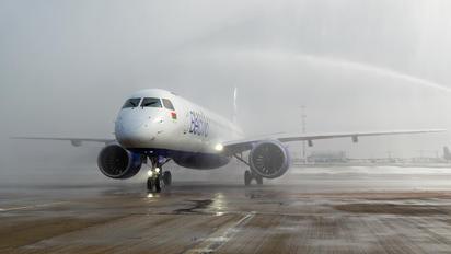 EW-563PO - Belavia Embraer ERJ-195-E2