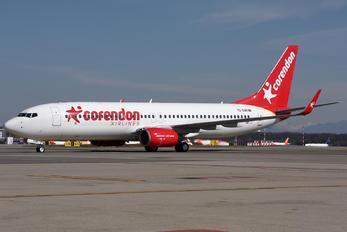 TC-CON - Corendon Airlines Boeing 737-800