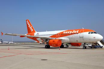 OE-LKI - easyJet Europe Airbus A319