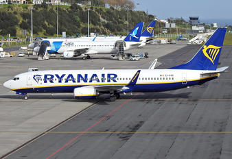 EI-GXG - Ryanair Boeing 737-8AS