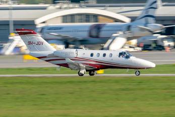 9H-JDV - NextGen Aviation Cessna 525 CitationJet M2