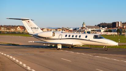 D-COLO - Private Cessna 525C Citation CJ4