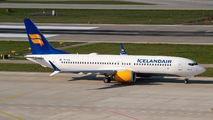 TF-ICN - Icelandair Boeing 737-8 MAX aircraft