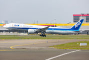 JA797A - ANA - All Nippon Airways Boeing 777-300ER aircraft