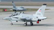 7711 - Poland - Air Force Leonardo- Finmeccanica M-346 Master/ Lavi/ Bielik aircraft