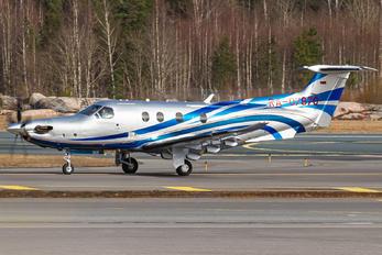 RA-07870 - Private Pilatus PC-12