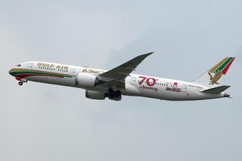 A9C-FG - Gulf Air Boeing 787-9 Dreamliner
