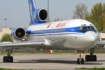 EW-85706 - Belavia Tupolev Tu-154M