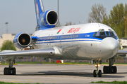 EW-85706 - Belavia Tupolev Tu-154M aircraft