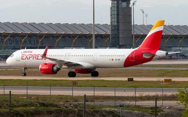 EC-NIF - Iberia Express Airbus A321 NEO