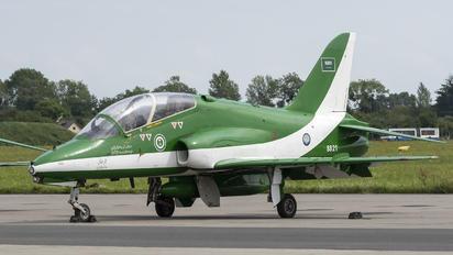 8821 - Saudi Arabia - Air Force: Saudi Hawks British Aerospace Hawk 65 / 65A