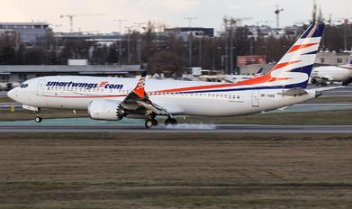 OK-SWE - SmartWings Boeing 737-8 MAX