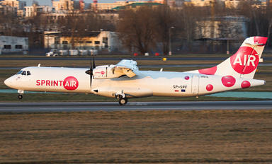SP-SPF - Sprint Air ATR 72 (all models)