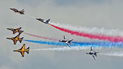 - - Korea (South) - Air Force: Black Eagles Korean Aerospace T-50 Golden Eagle