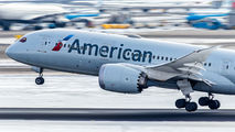 N811AB - American Airlines Boeing 787-8 Dreamliner aircraft
