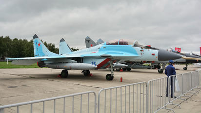 15 - Russia - Air Force Mikoyan-Gurevich MiG-35