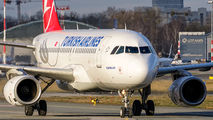 TC-JLZ - Turkish Airlines Airbus A319 aircraft