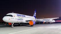 OE-ILG - Air Lease Corporation Airbus A320 aircraft