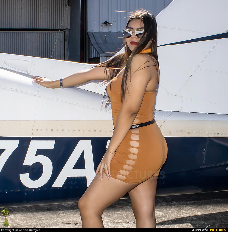 - Aviation Glamour N375AZ aircraft at Guatemala - La Aurora