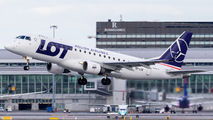 SP-LIK - LOT - Polish Airlines Embraer ERJ-175 (170-200) aircraft