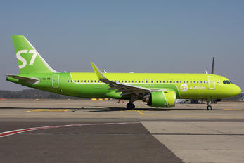 VQ-BTL - S7 Airlines Airbus A320 NEO