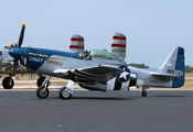 NL851D - Private North American P-51D Mustang aircraft