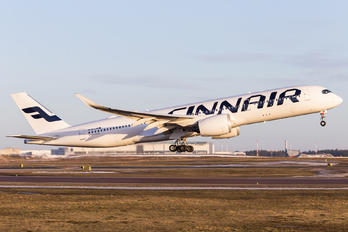 OH-LWM - Finnair Airbus A350-900