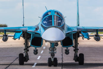 27 - Russia - Air Force Sukhoi Su-34