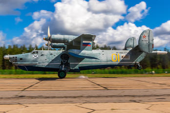 RF-12018 - Russia - Navy Beriev Be-12