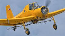 OK-HJH - Private LET Z-37 Čmelák aircraft