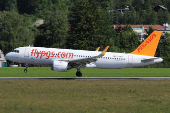 TC-NBY - Pegasus Airbus A320 NEO