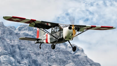 HB-TRY - Private Stinson L-5 Sentinel