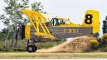 F-GFBJ - Private Grumman G-164 Ag-Cat aircraft