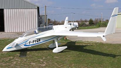 F-PYQN - Private Rutan VaryEze