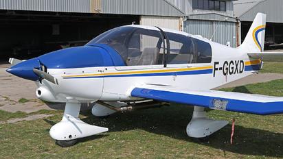 F-GGXD - Private Robin DR.400 series