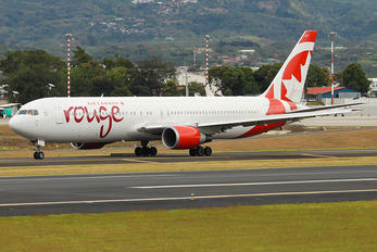 C-GHLK - Air Canada Rouge Boeing 767-300ER