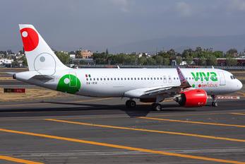 XA-VIH - VivaAerobus Airbus A320 NEO